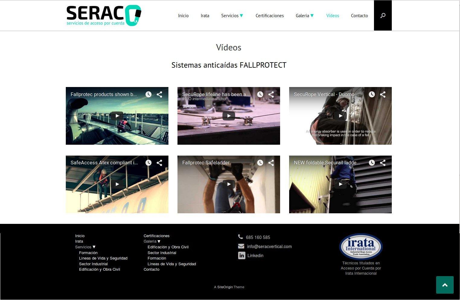 Diseño Web corporativa CMS wordpress