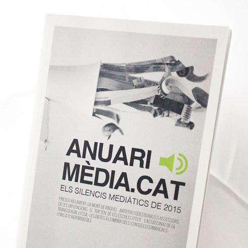 Anuari Mèdia.cat - FabrikaGrafika Diseño Editorial