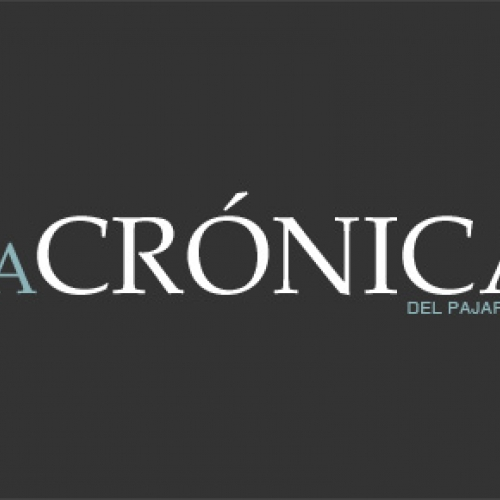 La Crónica de EL Pajarito, por fabrikagrafika