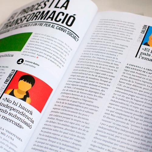 Procés -  FabrikaGrafika Disseny Editorial