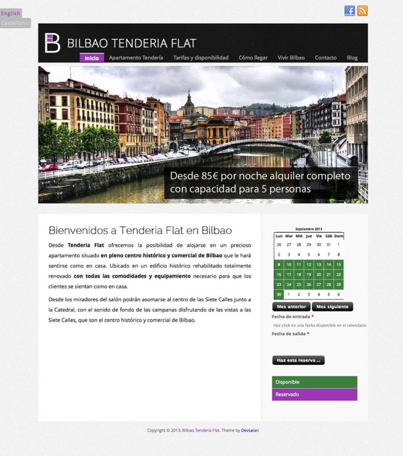 Portada de Bilbao Tendería Flat