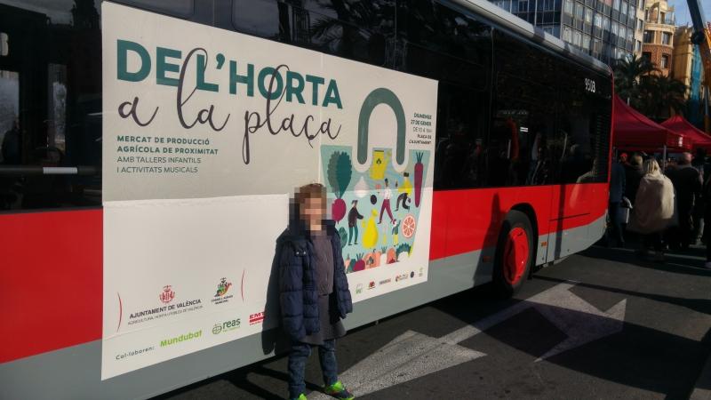 Diseño para autobús
