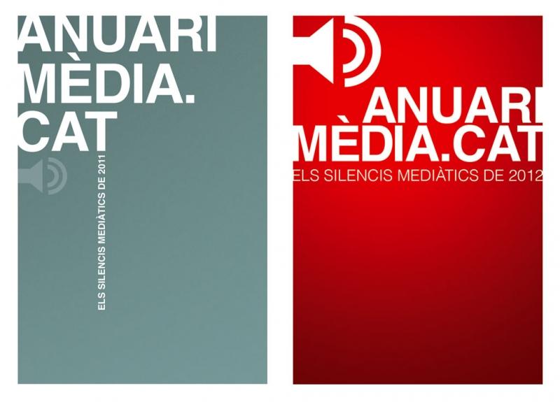 Portadas de los anuarios de 2012 y 2013