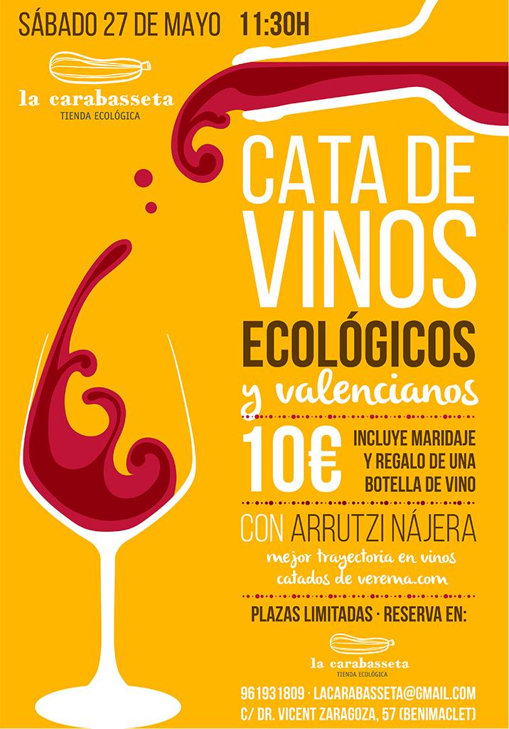 La Carabasseta - Promotional poster - FabrikaGrafika Graphics Design