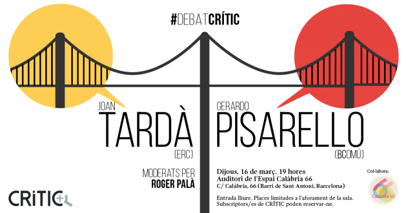 Crític beers and debates - social network image- FabrikaGrafika Graphic Design