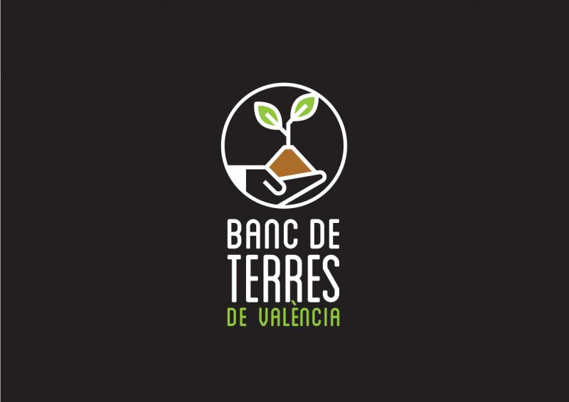 Logo vertical en negativo
