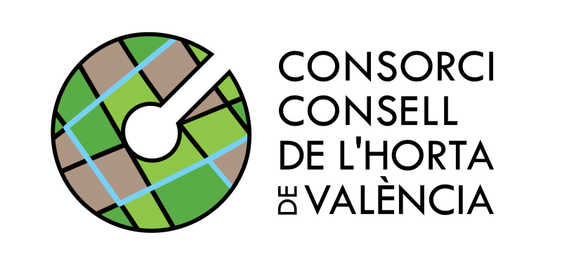 Logo Consorci Consell de l'Horta de València cuatricomia