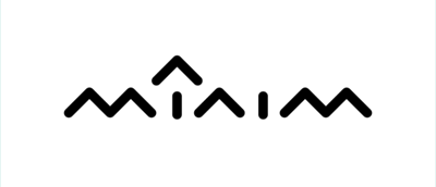 Logo 'Mínim' negro
