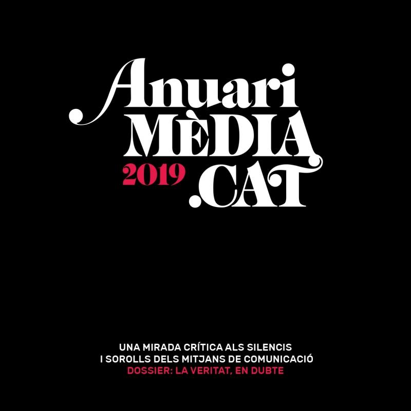 Anuari Mèdia.cat 2019 - Portada